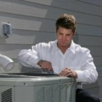 AC replacement in Bucks County by McHale's