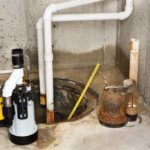 sump pump installation with mchales and what you need to know.