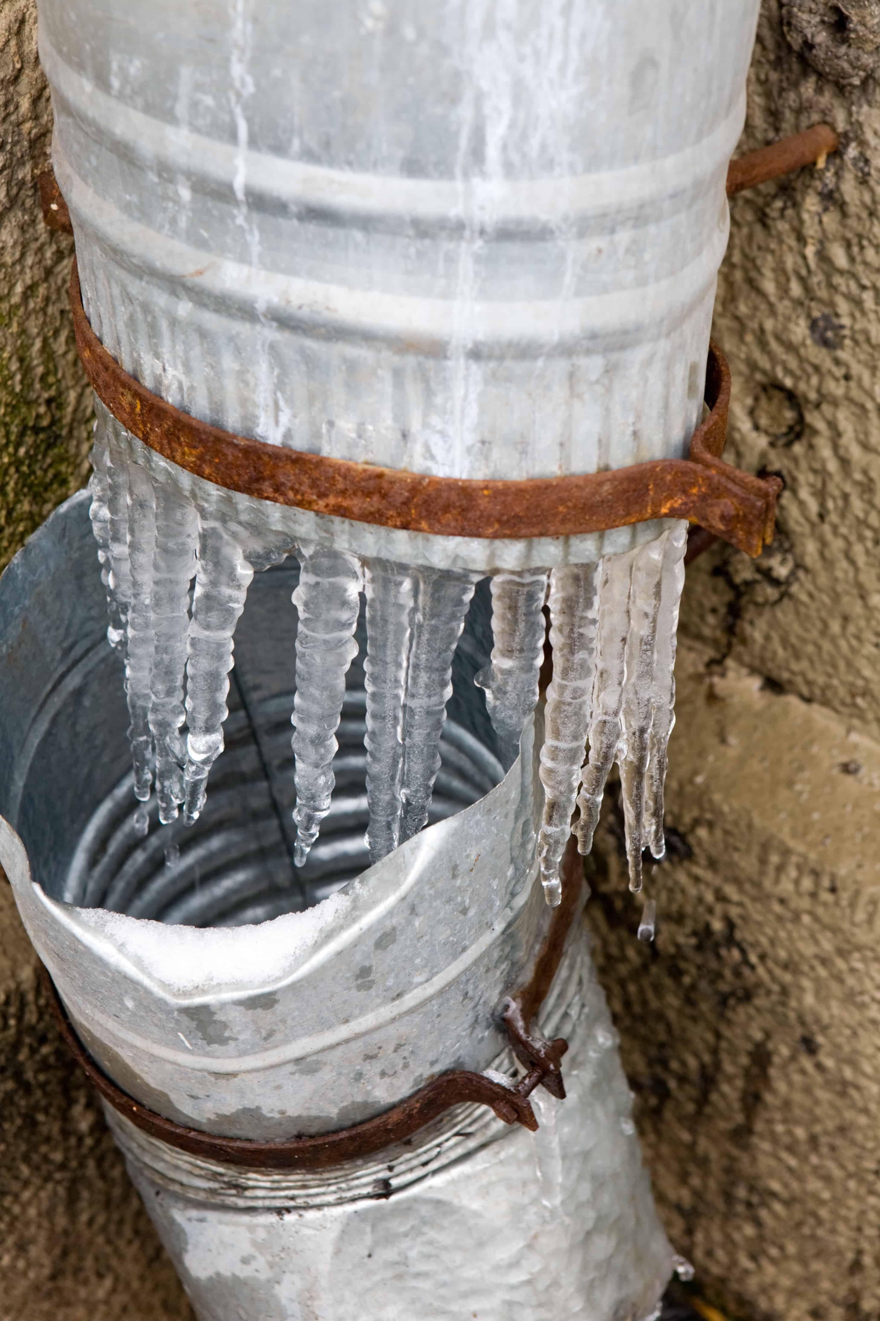 Winter plumbing emergencies in Bucks County fixed by McHale's