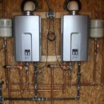 tankless water heater in Pennsylvania by McHale's