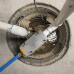 sump pump maintenance by McHale's in Pennsylvania