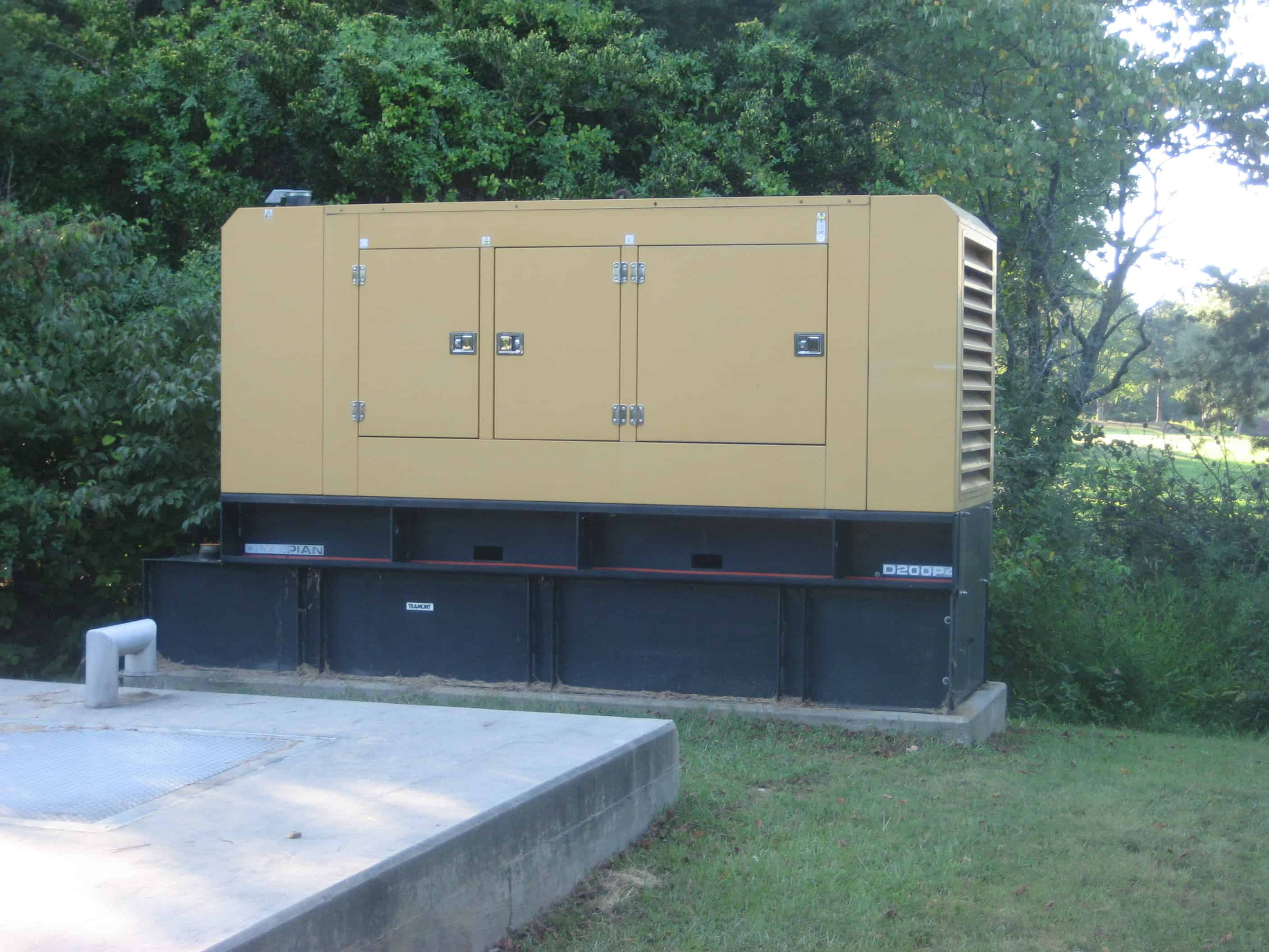 standby generator installation in Pennsylvania by McHale's