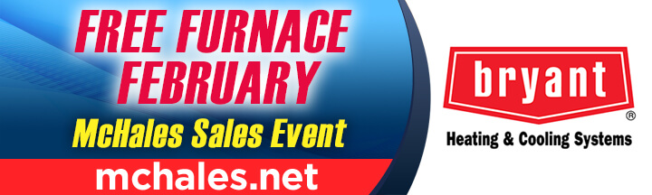 Free Furnace February with McHales