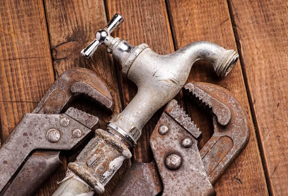 plumbing maintenance